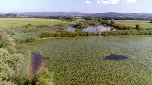 Donauebene Flut in Bayern
