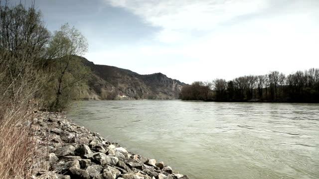 danube river at wachau