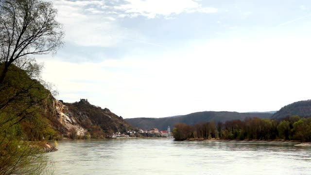 danube valley at lower Austria
