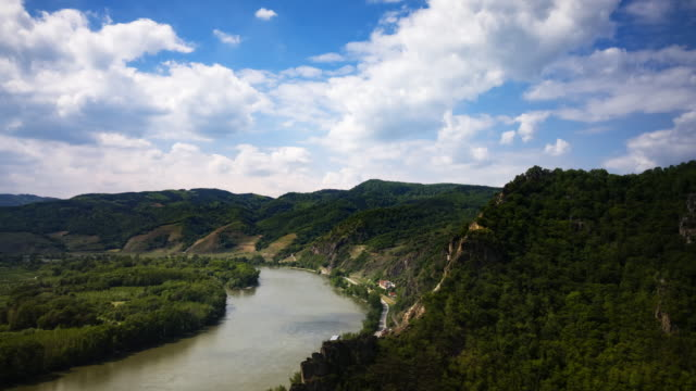 Donau-vallei time-lapse