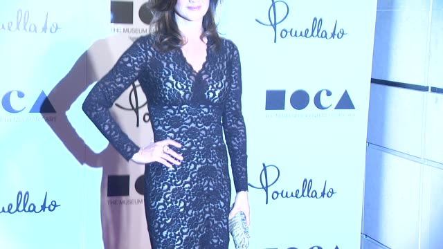 Daphne Zuniga at Pomellato Celebrates The Opening Of Its Rodeo Drive Boutique Hosted By Tilda Swinton And Benefiting MOCA on 1/30/12 in Los Angeles CA