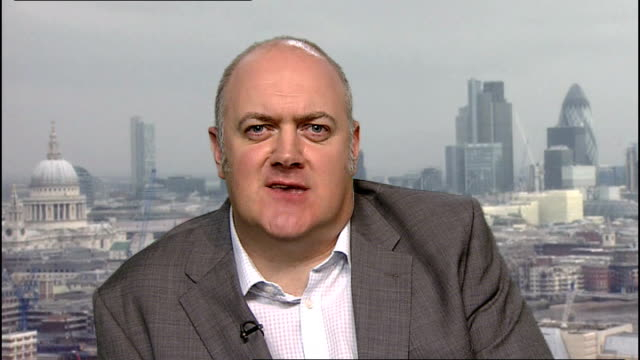 dara o'briain and brian cox deliver petition on freedom of speech to downing street; england: london: gir: int dara o'briain 2-way interview sot - dara o'briain stock videos & royalty-free footage