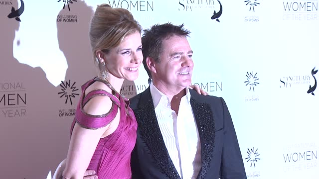 darcey bussell and charles worthington at daily mail inspirational woman of the year awards at london marriott hotel on november 12 2012 in london... - darcey bussell bildbanksvideor och videomaterial från bakom kulisserna