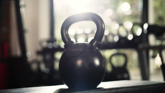 dare to take a lift? - dumbbell stock videos & royalty-free footage