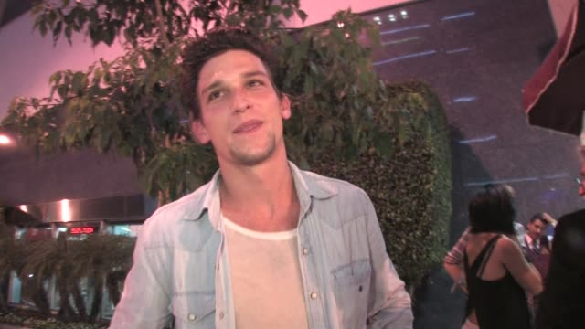 Daren Kagasoff at Trousdale in West Hollywood at the Celebrity Sightings in Los Angeles at Los Angeles CA
