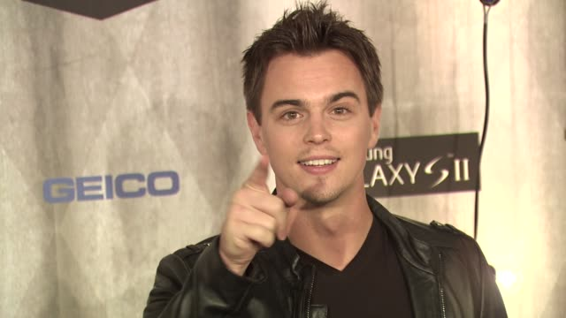 darin brooks at the spike tv's 'scream awards at universal city ca - universal city stock videos & royalty-free footage