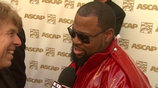 vidéos et rushes de darius 'deezle' harrison at the 26th annual ascap pop music awards at hollywood ca. - ascap