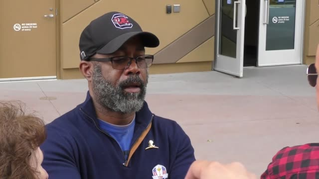 darius rucker outside the 52nd annual academy of country music awards radio row at tmobile arena on march 31 2017 in las vegas nevada - academy of country music awards stock videos & royalty-free footage