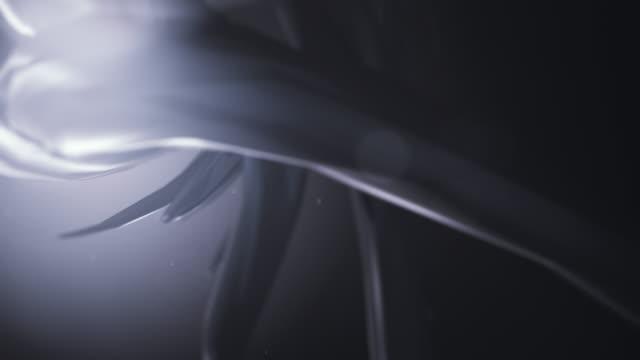 Dunklen animierte abstrakt 3D Hintergrund