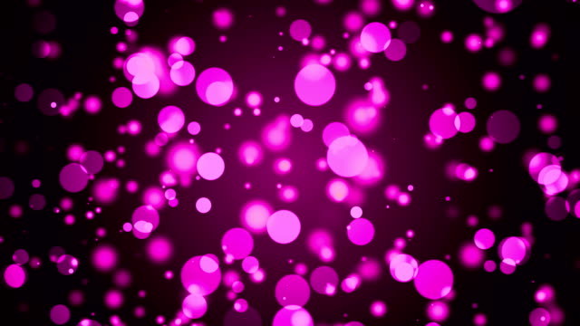 dark background (loopable) - pink background stock videos & royalty-free footage