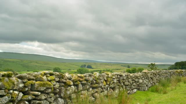 Dark clouds over Dartmoor