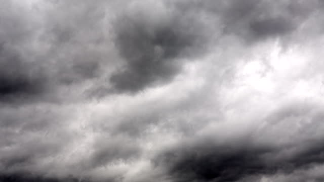 TIME LAPSE: Dark Clouds