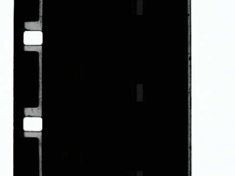 stockvideo's en b-roll-footage met dark film sprockets - sprocket