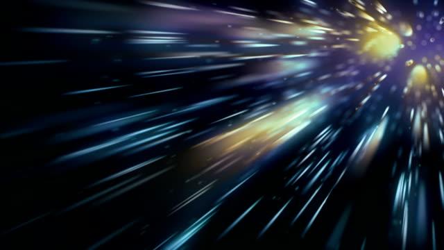 ダーク粒子(ループ) - 囲み塀点の映像素材/bロール