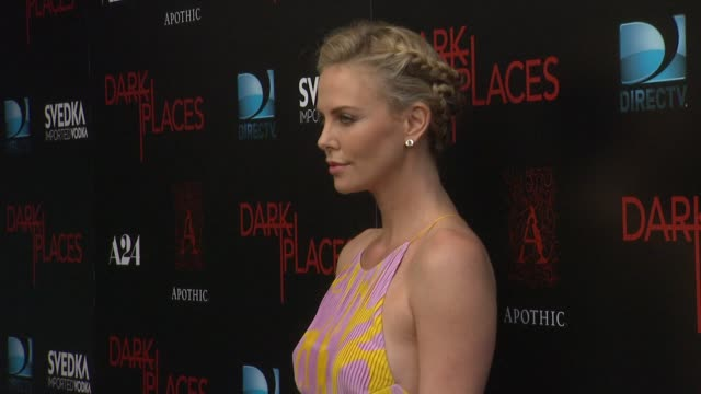CLEAN Dark Places Los Angeles Premiere at Harmony Gold Theatre on July 21 2015 in Los Angeles California