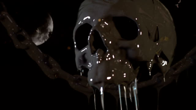 dark skull