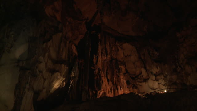 Dark Tunnels, Gua Tempurung  Caves, KL, Malaysia