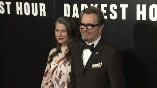 "CHYRON ""Darkest Hour"" Los Angeles Premiere Presented by Focus Features and Working Title in Los Angeles CA"