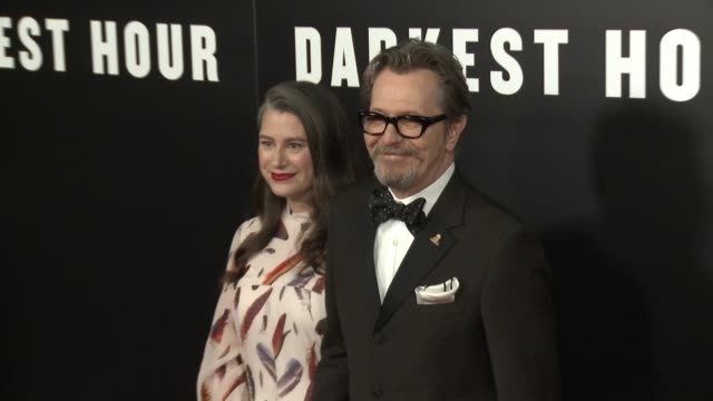 "CLEAN ""Darkest Hour"" Los Angeles Premiere Presented by Focus Features and Working Title in Los Angeles CA"