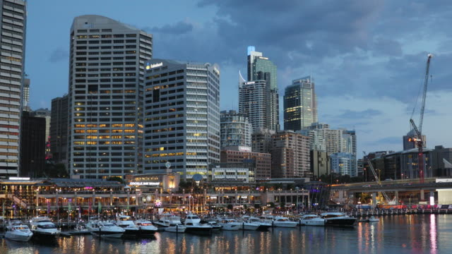 Darling Harbour, Sydney, New South Wales, Australia, Pacific