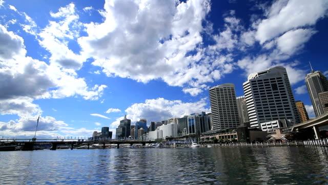 darling harbour - global village stock videos & royalty-free footage