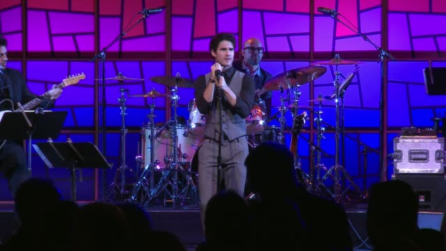 PERFORMANCE Darren Criss at Saint John's Health Center Foundation Hosts 75th Anniversary Gala Celebration The Future of Excellence in Personalized...