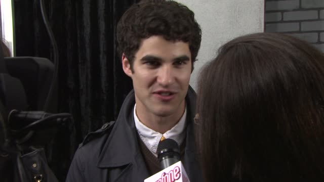 Darren Criss at the 'Harry Potter And The Deathly Hallows Part 1' New York Premiere at New York NY