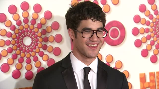 Darren Criss at the HBO's Annual Emmy Awards Post Award Reception at Los Angeles CA