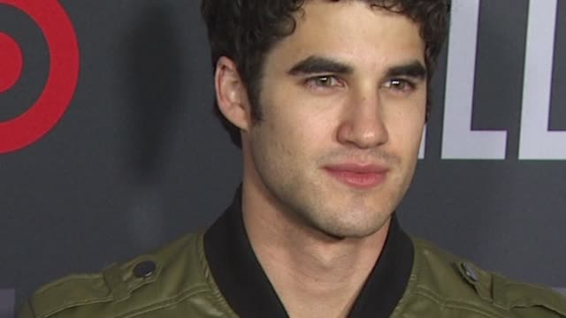 Darren Criss at the William Rast For Target Private Shopping Event at Los Angeles CA