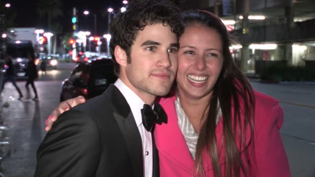 Darren Criss greets fans at SAG Awards After Party at Celebrity Sightings in Los Angeles Darren Criss greets fans at SAG Awards After Party at The...