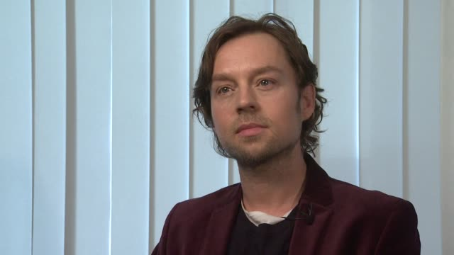 Darren Hayes on believing in Truly Madly Deeply being heartbroken coming out and more Darren Hayes Interview at The Hospital Club on February 1 2012...