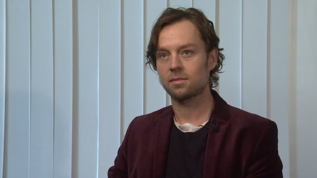 Darren Hayes on song writing his piers Carl Falk being pushed and more Darren Hayes Interview at The Hospital Club on February 1 2012 in London...