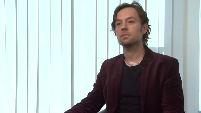 Darren Hayes on those who inspired him Michael Jackson his violent father and more Darren Hayes Interview at The Hospital Club on February 1 2012 in...
