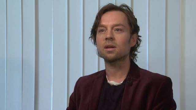 Darren Hayes on what he wants to be remembered for being good reality TV being proud and more Darren Hayes Interview at The Hospital Club on February...