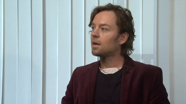 Darren Hayes on why this album was hard to make success being a solo artsist and more Darren Hayes Interview at The Hospital Club on February 1 2012...