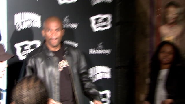 darryl 'dmc' mcdaniels at the opening of the billionaire boys club/ice cream flagship store at billionaire boys club/ice cream in new york, new york... - darryl mcdaniels stock videos & royalty-free footage