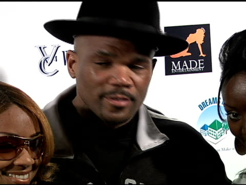 darryl mcdaniels at the king magazine's 2nd annual 'king size: volume 2' honoring nick cannon at cabana club in los angeles, california on april 5,... - darryl mcdaniels stock videos & royalty-free footage