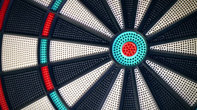 dart game video - darts stock videos and b-roll footage