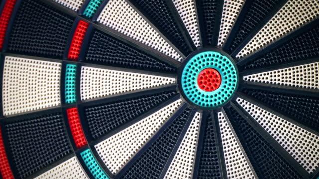 dart game video - dart stock videos & royalty-free footage