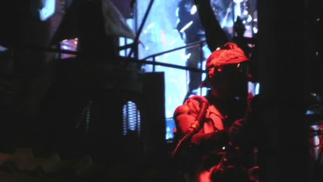 darth ウェルデル[s001e001 ] - ガスマスク点の映像素材/bロール