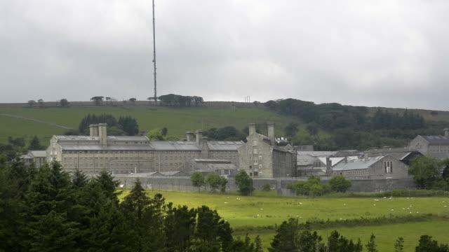 dartmoor prison - prison stock videos & royalty-free footage
