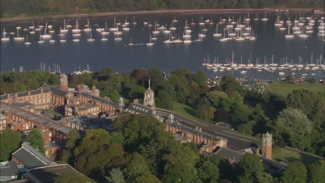 dartmouth and kingswear - dartmouth england stock videos & royalty-free footage