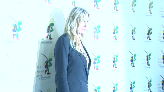 daryl hannah at a celebration of carole king and her music benefiting the painted turtle camp on 12/4/12 in los angeles ca - daryl hannah stock videos & royalty-free footage
