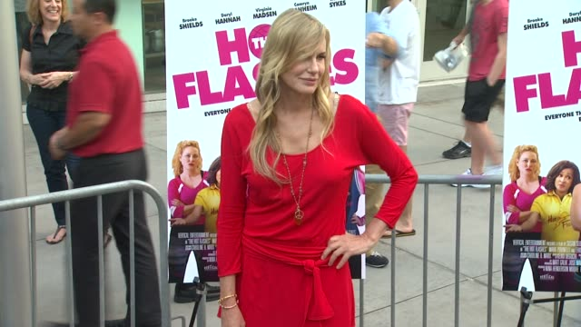 daryl hannah at the hot flashes los angeles premiere on 6/27/2013 in hollywood ca - daryl hannah stock videos & royalty-free footage