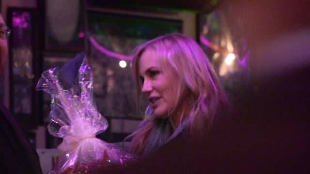 daryl hannah departing the roxy in west hollywood celebrity sightings in los angeles ca on 10/10/13 - daryl hannah stock videos & royalty-free footage