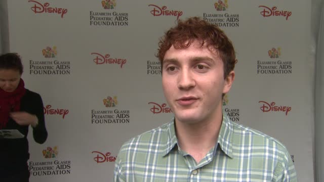 Daryl Sabara on how he feels to be at the 22nd Annual Time for Heroes Celebrity Picnic if this is his first time attending why he wanted to come and...