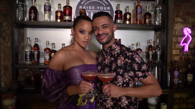 NY: BACARDI And Dascha Polanco Celebrate National Rum Day In New York