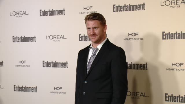 dash mihok at entertainment weekly's preemmy celebration at fig olive melrose place on september 18 2015 in west hollywood california - entertainment weekly stock videos and b-roll footage