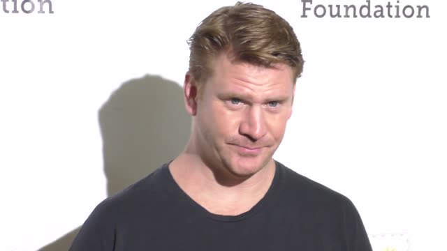 Dash Mihok at the Elizabeth Glaser Pediatric AIDS Foundation's 27th Annual A Time For Heroes on October 23 2016 in Hollywood California