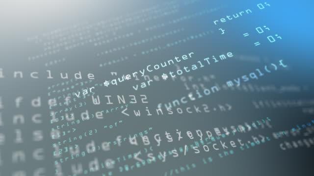 CGI, FOCUSING, Data codes